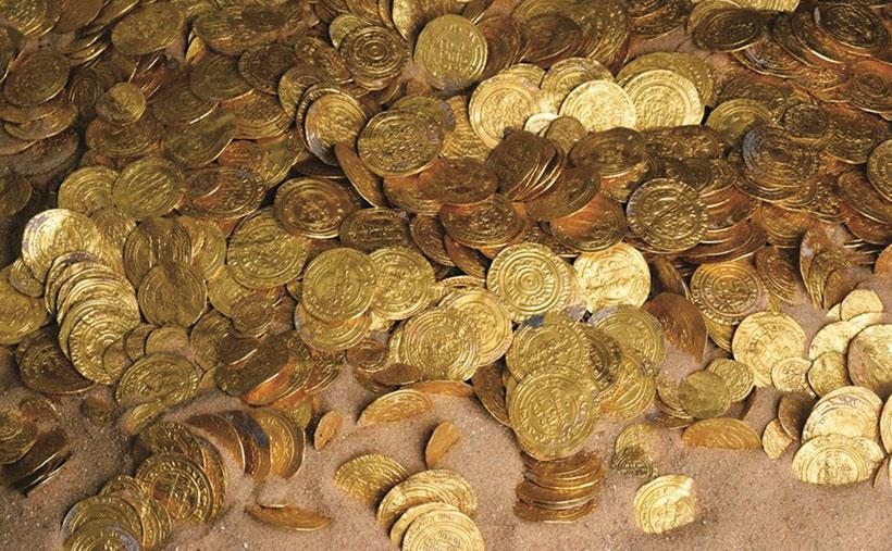 Загадка исчезновения «золотого чемодана»